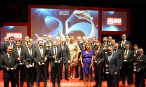 Auto Trophy 2012 Sieger Leserwahl