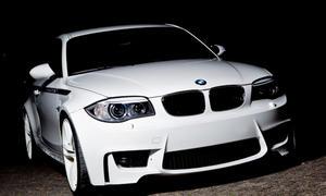 BMW 1er M Coupé, V10, BMW M5, TJ-Fahrzeugdesign, Tuning, Leistungssteigerung