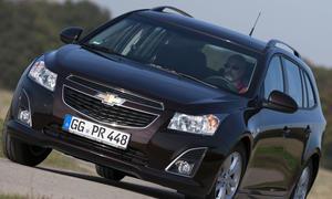 Bilder Chevrolet Cruze 1.7 TD Station Wagon Kompaktklasse Komb iVergleich 2012