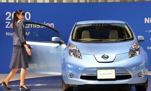Elektroautos Kosten Werkstatt Reparatur 2012 Instandhaltung Verschleiss