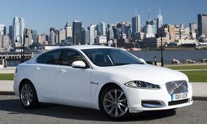 Jaguar XF Rückruf 2012 Kontrolle Werkstätten V8