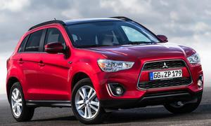 Mitsubishi ASX 2013: Facelift für Kompakt-SUV zum selben Preis
