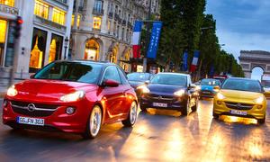 Opel Adam Preis Marktstart 2013 Motoren Benziner Diesel