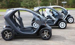 Renault Twizy Rückruf Elektroauto 2012 Industrie Bremsdflüssigkeit Defekt Dichtungsfehler