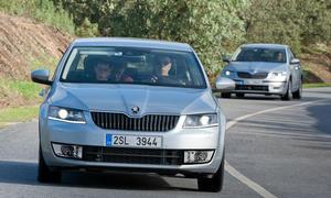 Skoda Octavia 2013 Preis Limousine Mittelklasse Bilder Motoren MQB