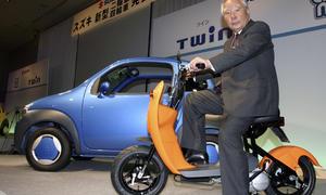 Suzuki USA 2012 Automarkt Rückzug Absatz Wirtschaft