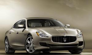 Maserati Quattroporte 2013 Preis Luxus Limousine NAIAS Detroit Auto Show