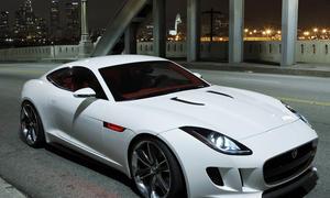 Jaguar F-Type 2013 Bilder technische Daten Sportwagen Coupé