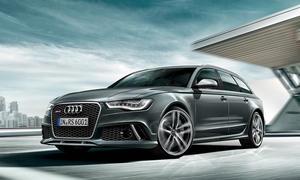 Audi RS 6 Avant 2013 RS6 Sound Video Kombi 560 PS Power-Kombi