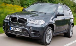 BMW X5 Rueckruf 2012 Diesel xDrive35d 35d Deutschland KBA