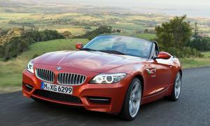 BMW Z4 2013 Detroit Auto Show Facelift sDrive18i Roadster Metall-Klappdach E89 LCI