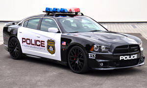 Geiger Cars Dodge Charger SRT-8 Polizei Police Car Sheriff