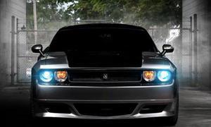 Ultimate Auto Dodge Challenger SRT-8 Muscle Car