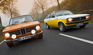 Opel Kadett GT Classic Cars BMW 2002 Alpina