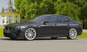 BMW M5 F10 Hartge Leistungssteigerung Tuning Sound