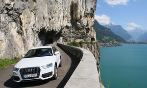 Bilder Audi Q3 2013 Kaufberatung Kompakt-SUV
