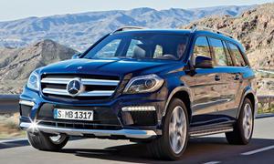 Bilder Mercedes GL 2013 Kaufberatung