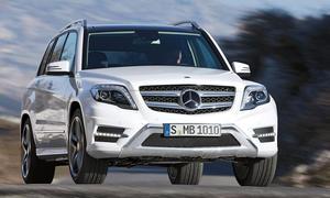 Bilder Mercedes GLK 2013 Kaufberatung