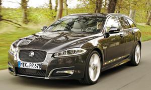 Jaguar XF Sportbrake 2013, Diesel, Test, Oberklasse-Kombi