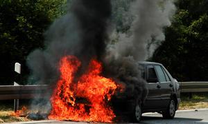 Kältemittel Klimaanlagen Auto Kühlmittel Gefahr Technik R134A R1234 YF