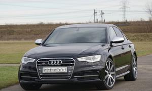 Audi S6 Tuning MTM Leistungssteigerung Abgasanlage
