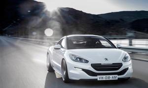 Peugeot RCZ Facelift 2013 Preis 28.150 Euro