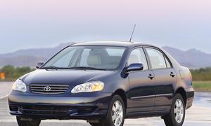 Toyota Rückruf USA Corolla Matrix Lexus IS Defekt Werkstatt