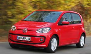 VW Eco up Erdgas 2012 Kleinstwagen