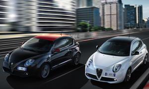Alfa Romeo Neuheiten Genfer Autosalon 2013 MiTo SBK