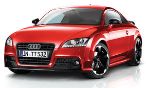Audi TT S line competition Black Edition (2013)