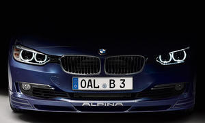 BMW Alpina B3 Biturbo F30 Genfer Autosalon 2013 410 PS