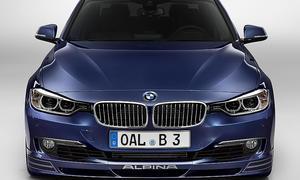 BMW Alpina B3 F30 Preis Allrad Biturbo Genfer Autosalon 2013