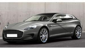 Bertone Aston Martin Rapide Kombi Genfer Autosalon 2013