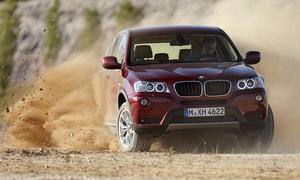 Bilder BMW X3 2013 Kaufberatung Kaufpreis
