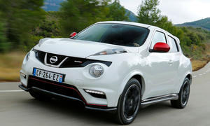 Bilder Nissan Juke Nismo 2013 Fahrbericht