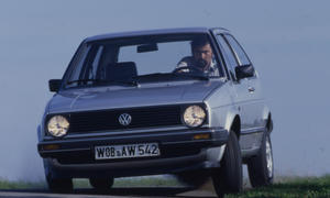 Classic Cars Youngtimer Ratgeber Auto-Jahrgang 1983 H-Kennzeichen VW Golf II