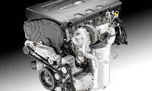 GM Diesel 2013 Chicago Auto Show Chevrolet Cruze Opel