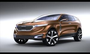 Kia Cross GT Concept Chicago Auto Show Premium-SUV Studie