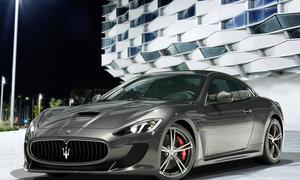 Maserati Granturismo MC Stradale 2013 Genfer Autosalon Viersitzer