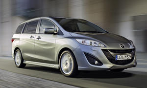 Mazda 5 2013 Facelift Kompaktvan Bilder Facelift