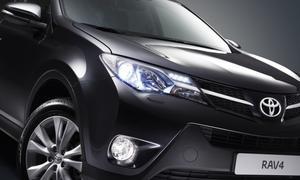 Toyota RAV4 2013 vierte Generation Geländewagen SUV Preis