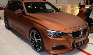 Tuning Genfer Autosalon 2013 Highlights AC Schnitzer BMW