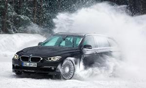 BMW Alpina B3 Touring F31 Allrad Kombi Biturbo Video