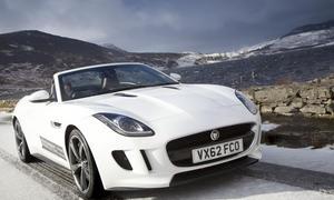 Bilder Jaguar F-Type 2013 Abnahmefahrt Exklusiv