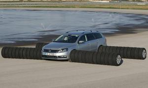 Bilder Sommerreifen Test 2013 Vergleich Testwagen