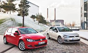 Bilder VW Golf 7 2013 Kaufberatung Kompaktwagen