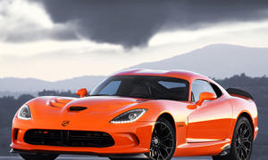 SRT Viper TA Time Attack 2014 Sondermodell