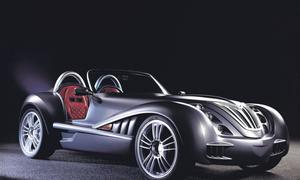 Irmscher Inspiro Studie Retro Classics 2013 Stuttgart Roadster Sechszylinder
