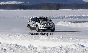 Land Rover Freelander 2015 Mule Erlkönig Neuheiten
