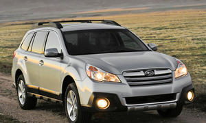 Subaru USA Rückruf Zombie Cars Outback Crosstrek Impreza Selbststart